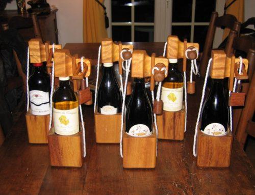 Casse-tête bouteilles